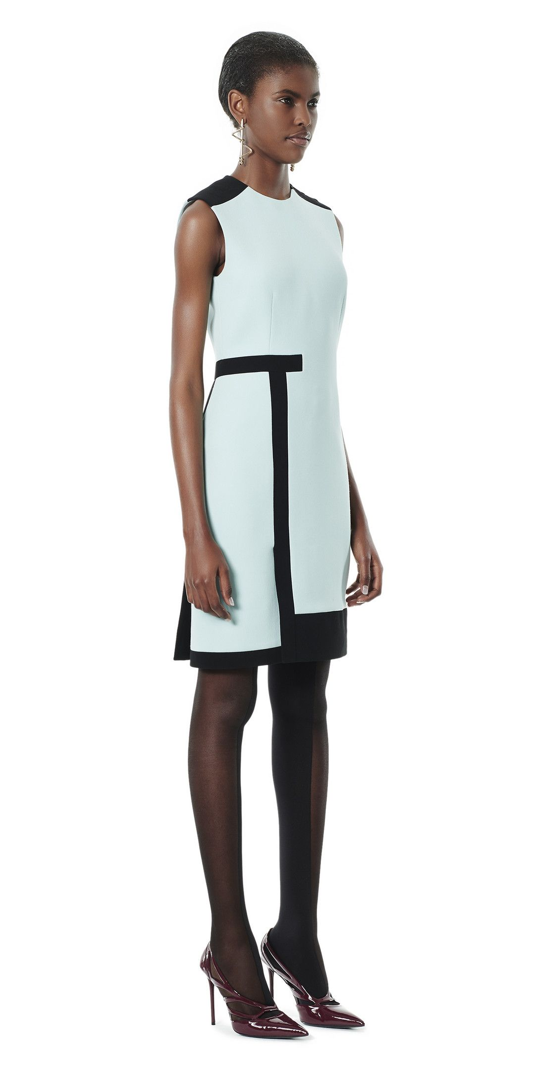 Balenciaga Dress Women Maldives / Black - Discover the latest collection and buy online Women on the Official Online Store.