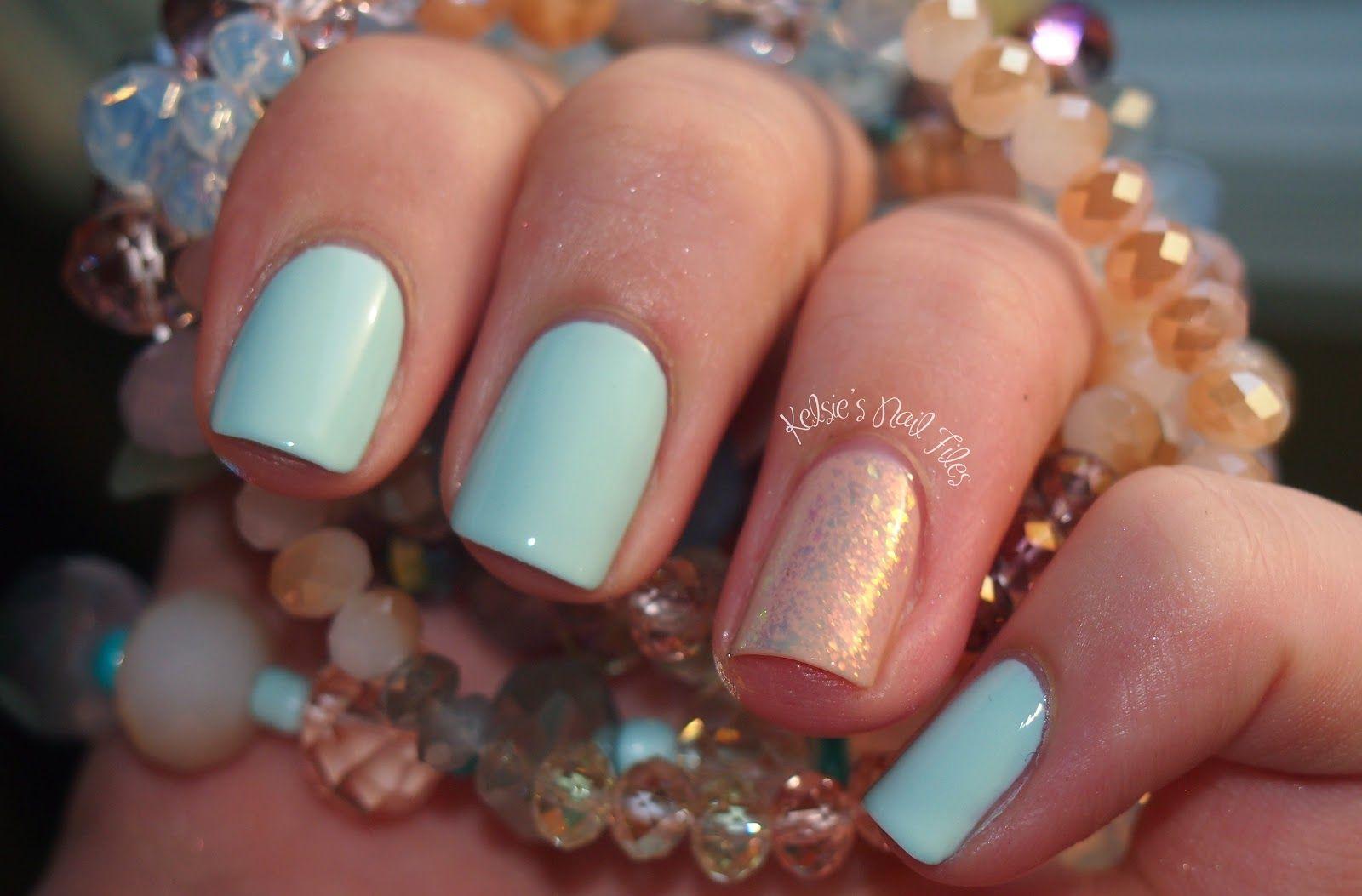 Kelsies Nail Files: #Pastel #Nails #Essie #ChinaGlaze   Kelsie\'s ...