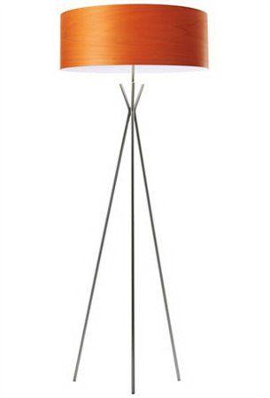 Orange Floor Lamp Inspiration Deco Deco Lamp