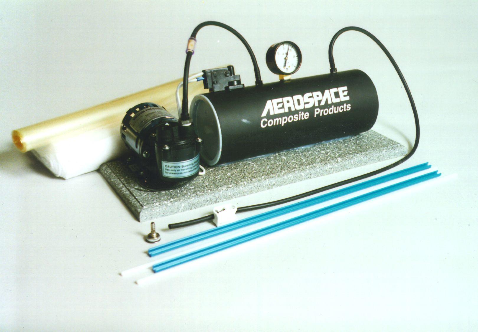 Vacuum Bagging Auto Vac System Acp Composites Automatic Vacuum Vacuum Switch Vacuum Pump