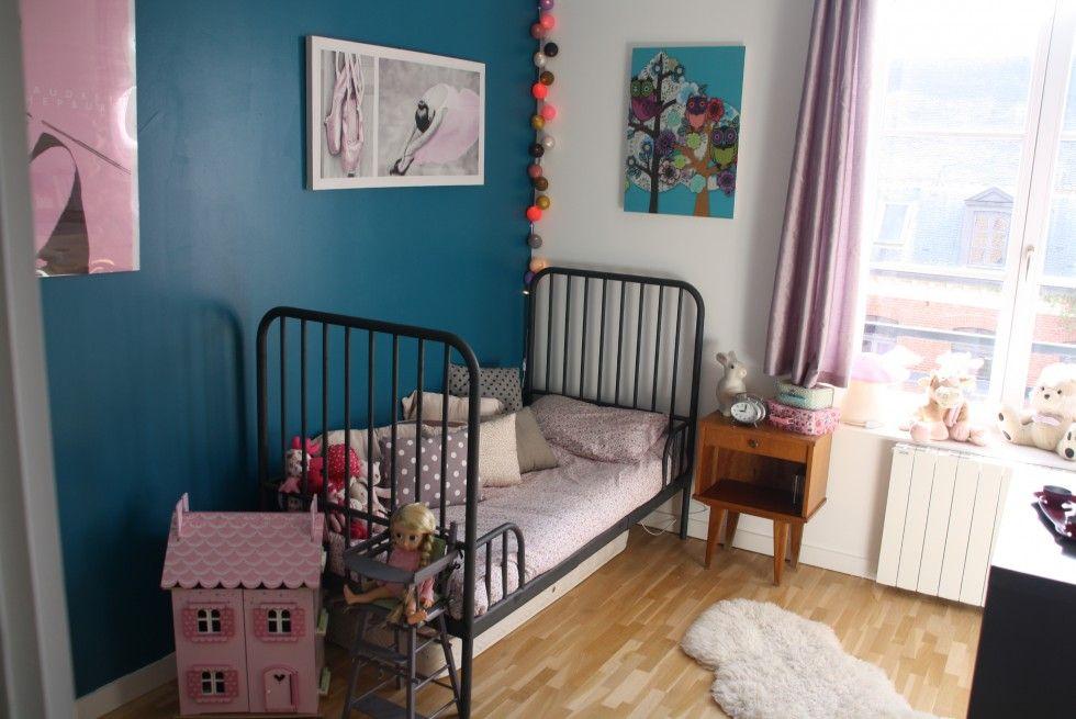 Chambre enfant Cyan Gris Idees ✨Kids\u0027 room✨ Pinterest