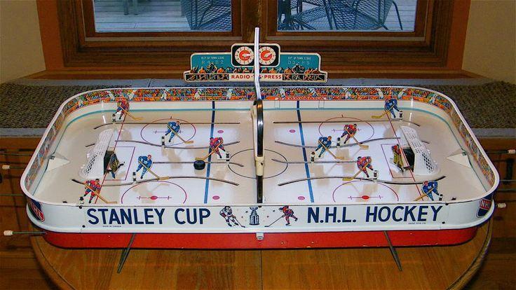 Hockey Tabletop Game Google Search Hockey Hockey Games Hockey Baby