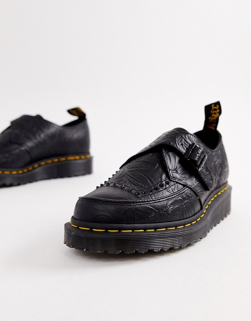 Dr. Martens Ramsey Ii Creepers In Black
