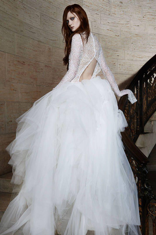 50+ Spring 2015 Designer Wedding Dresses - Couture Wedding Dress Designers - Harper's BAZAAR