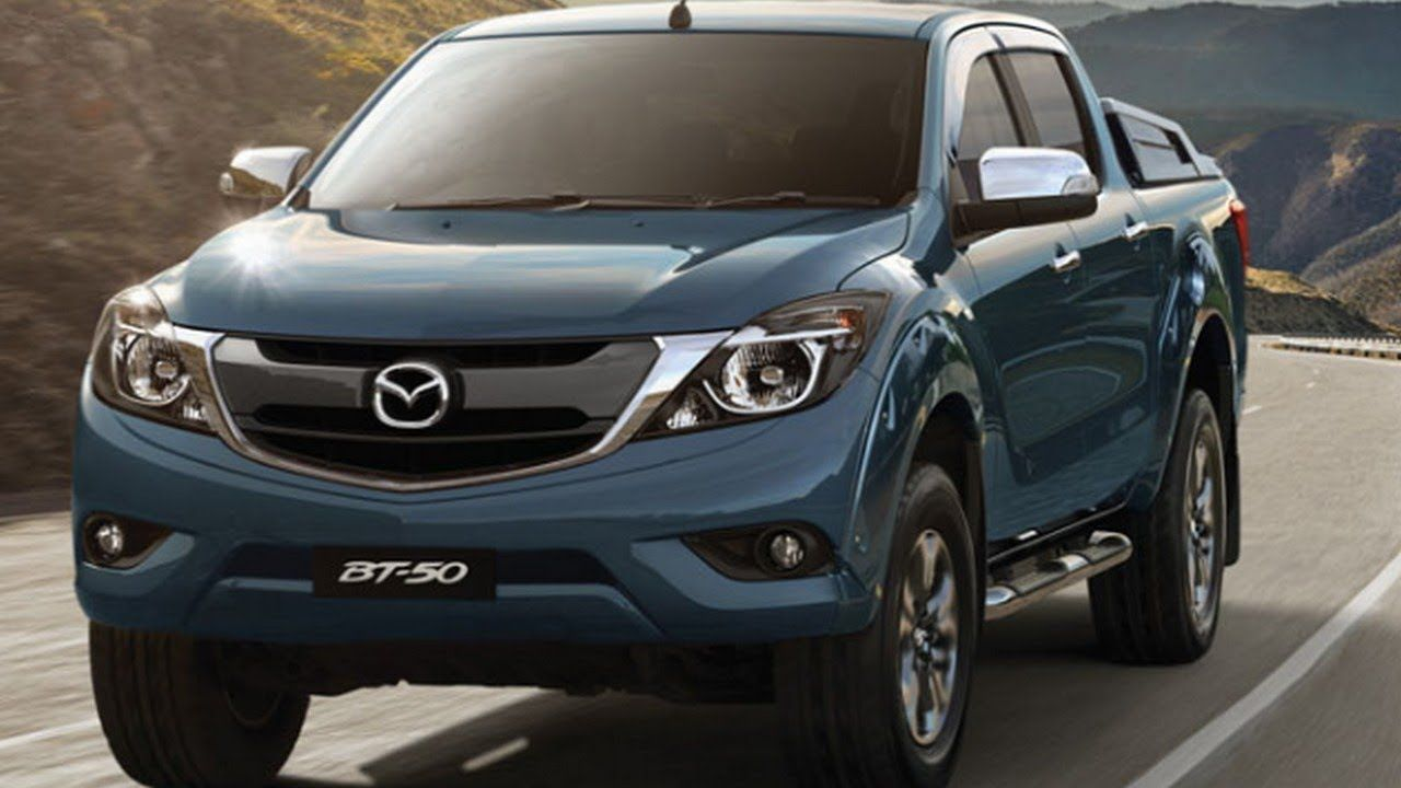 2019 Mazda BT-50 USA Release, Price, Specs, And Changes >> Mazda Truck 2019 Release Best Mazda Truck 2019 Exterior And Interior
