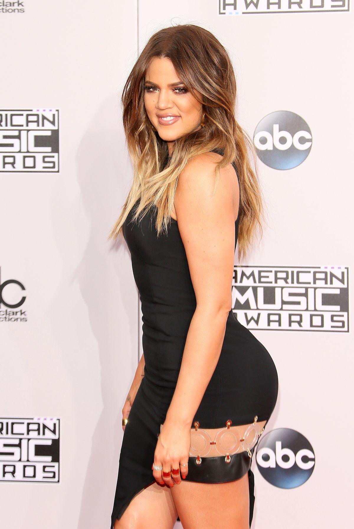 Leaked Khloe Kardashian nudes (13 photos), Topless