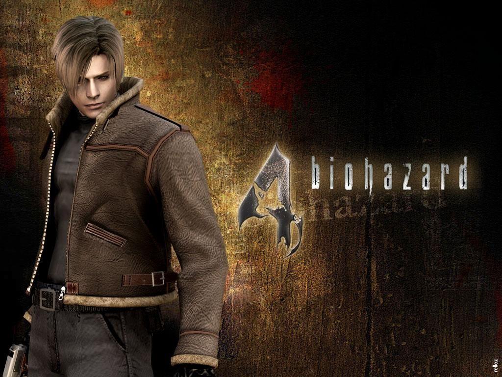 Resident Evil 4 Wallpaper