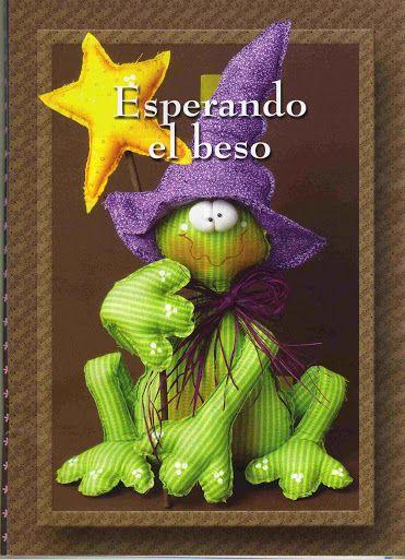 Muñecos Country Nº 85 - Nena Coqueta - Álbuns da web do Picasa