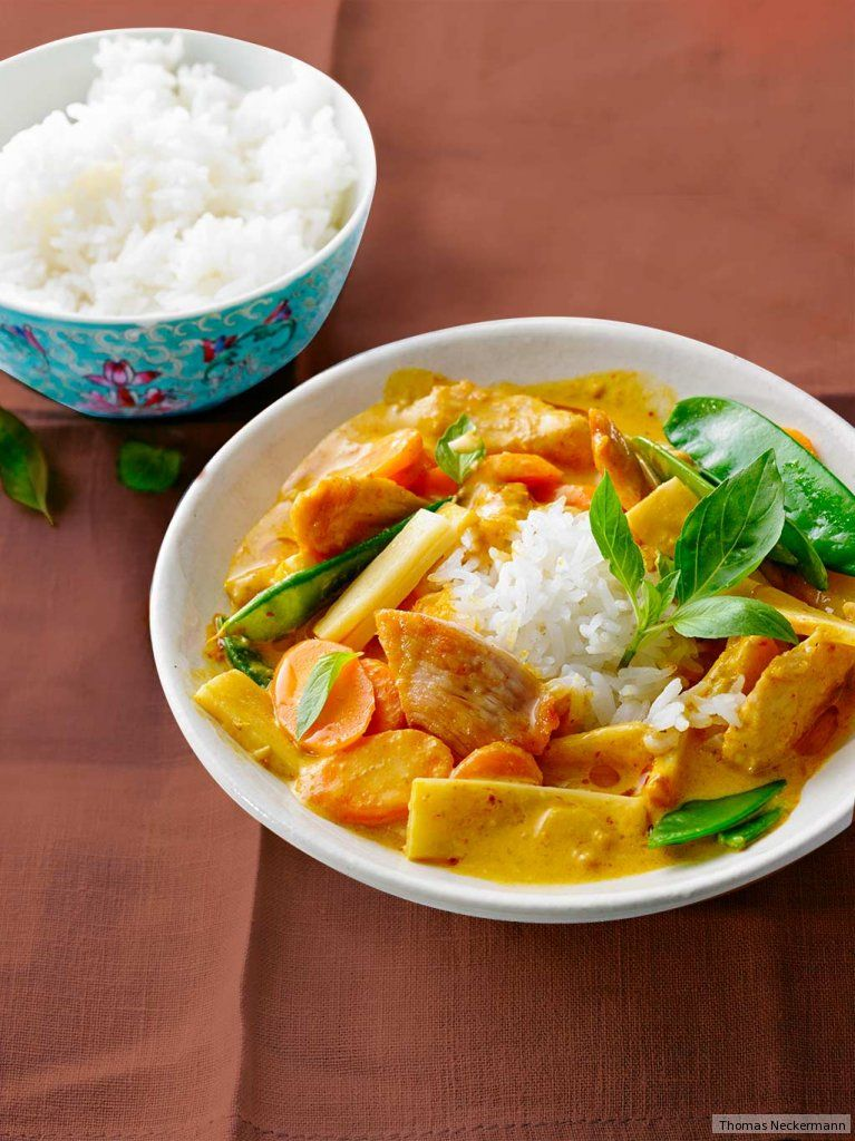 Photo of Turkey and peanut curry recipe