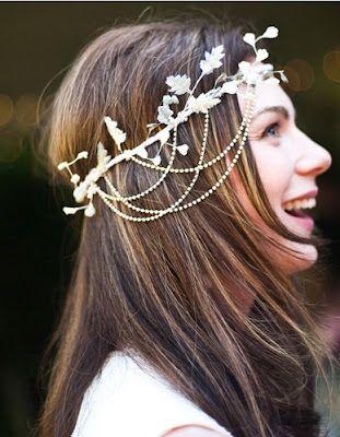 beautiful como hacer coronas de flores cabello buscar con google with hacer diadema de flores - Como Hacer Diademas De Flores