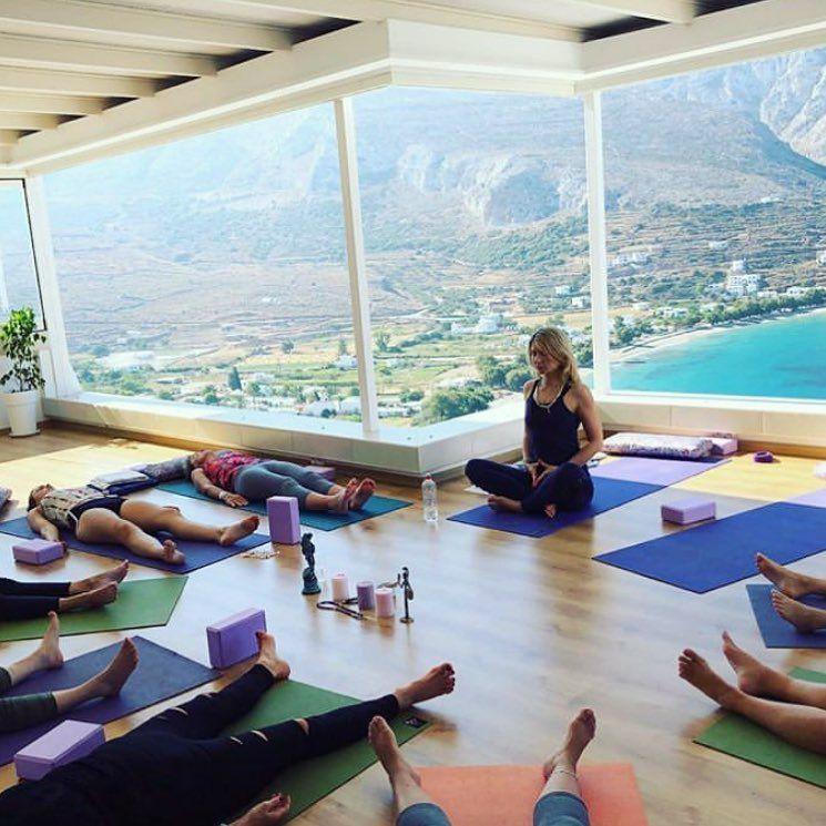 Host Your Own Yoga Retreat Aegialis Hotel Spa Amorgos Greece