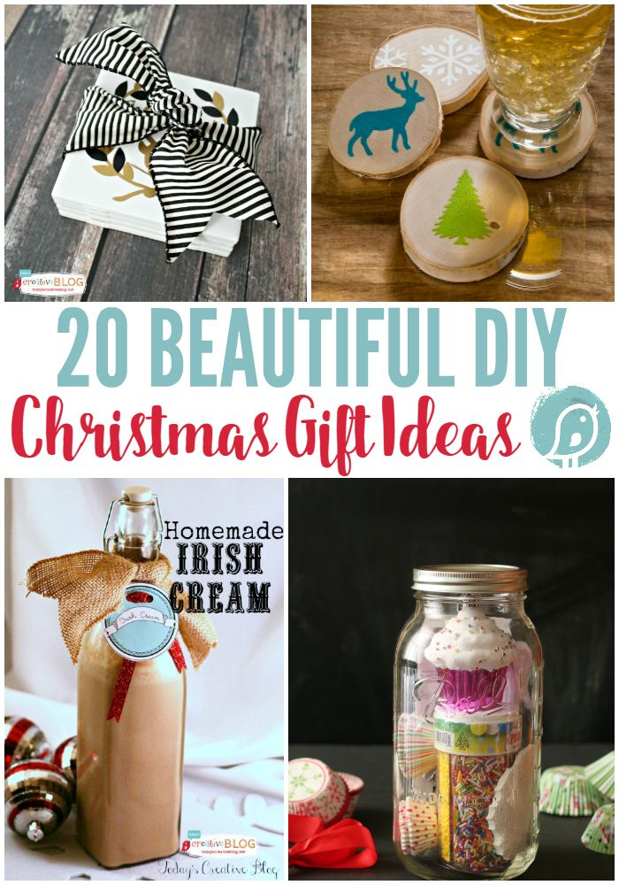 20 diy christmas gift ideas