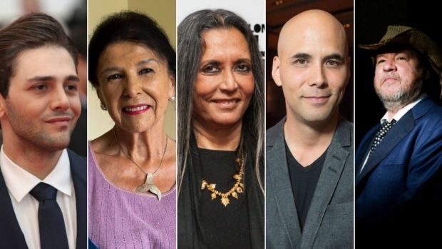 TIFF announced a diverse slate of Canadian films for this fall's festival on Wednesday, including movies by Xavier Dolan, Alanis Obomsawin, Deepa Mehta, Kim Nguyen and Bruce McDonald, left to right.