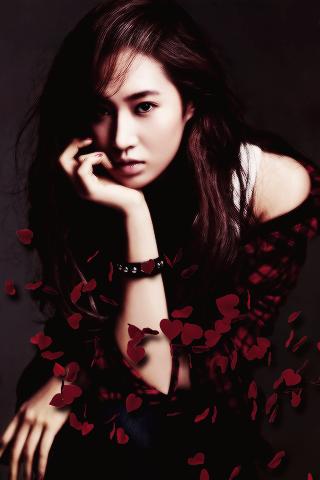 Kwon Yuri Wallpaper