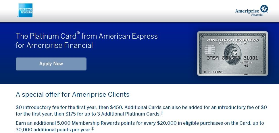 Maximizing Amex Ameriprise Platinum Perks Benefits American Express Plat Charge Card The Reward Boss American Express Expressions Ameriprise Financial