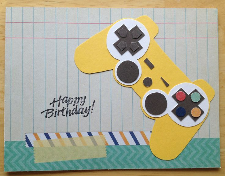 amazing handmade birthday cards for brother 5 Art – Birthday Boy Cards