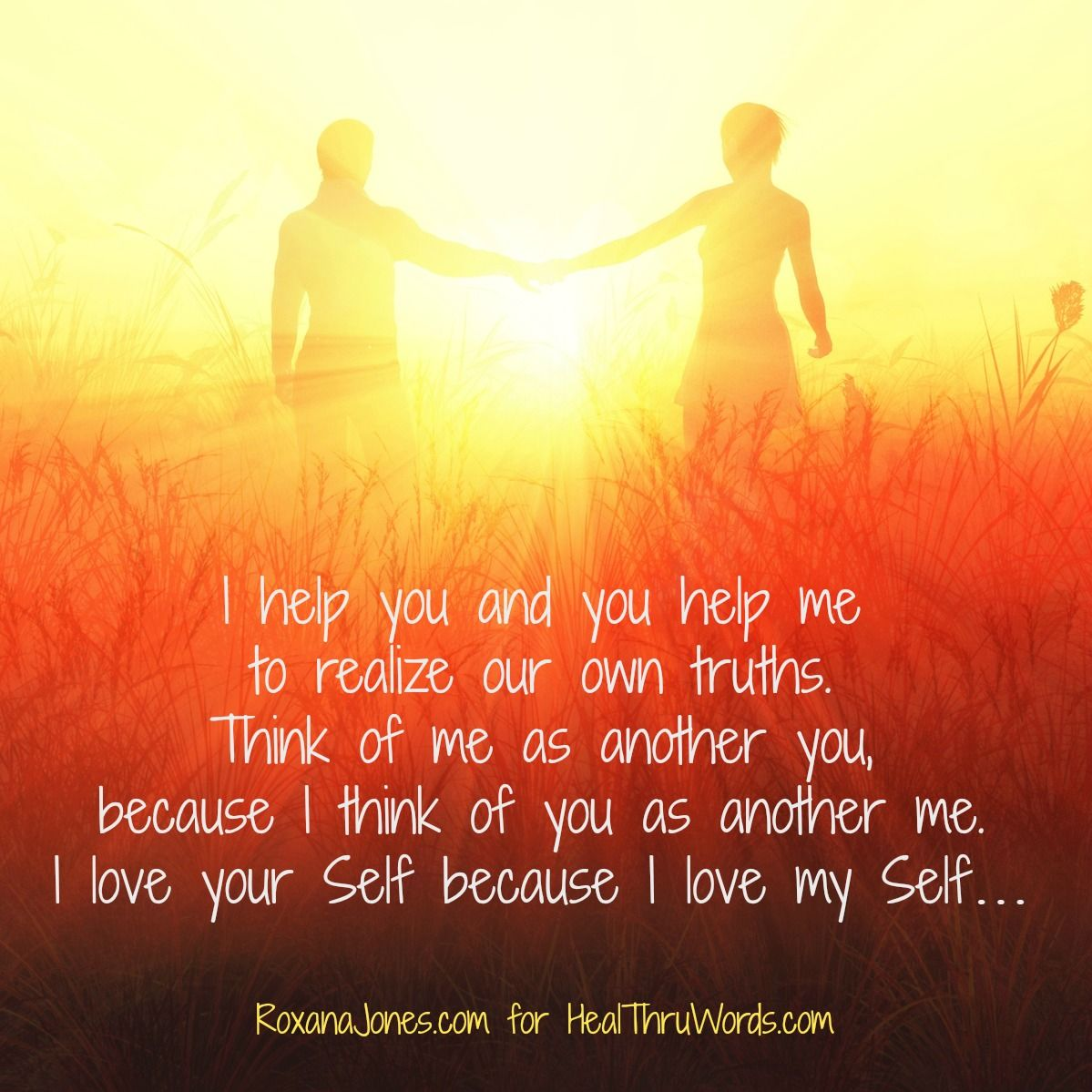 Daily Inspirational Messages I Love Your Self Because I Love My Self… Httproxanajones