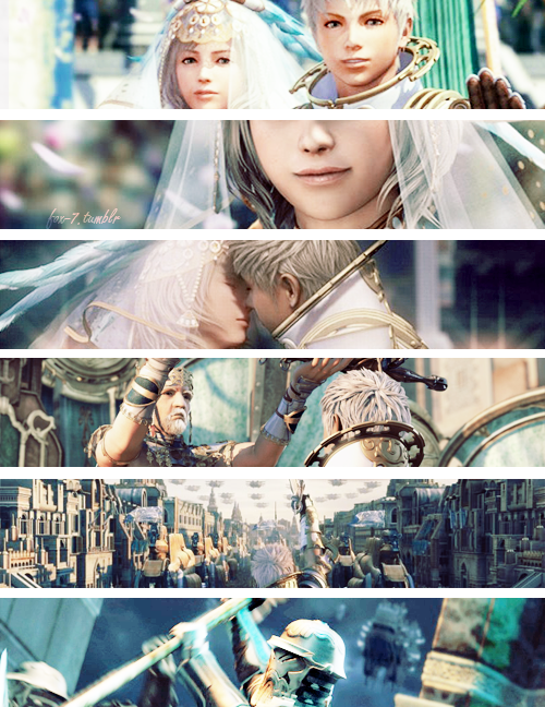 Ashe And Rassler Final Fantasy Xii Final Fantasy Xii Final Fantasy Iv Final Fantasy