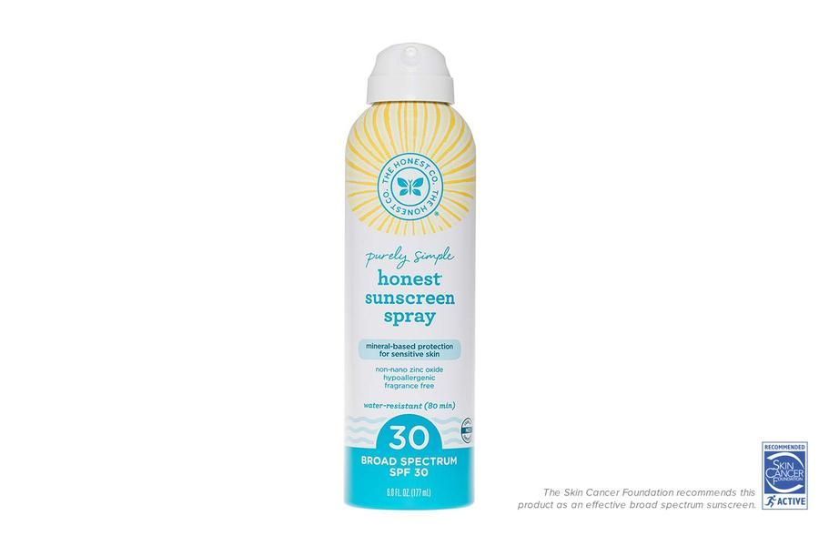 Our Sunscreen Spray Formulation Is Made With Pure Effective