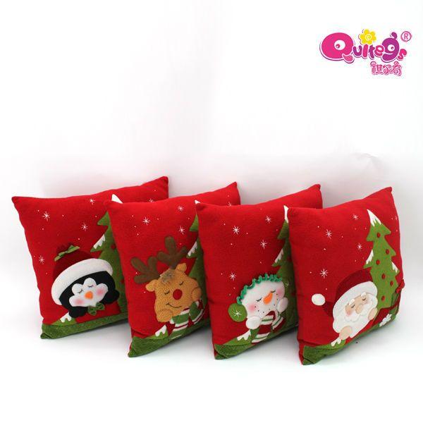 cojín de navidad nuevo para los juguetes de navidad 2013-Adornos