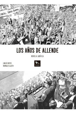 Publican novela gráfica que aborda un periodo clave de la historia chilena: Los años de Allende > http://zonaliteratura.com/index.php/2015/04/11/publican-novela-grafica-que-aborda-los-anos-de-allende/