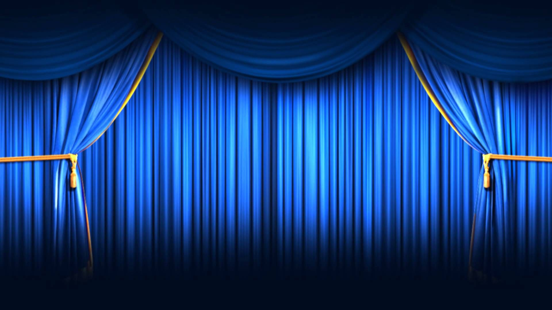 Stage curtain wallpaper curtain designs - Stars