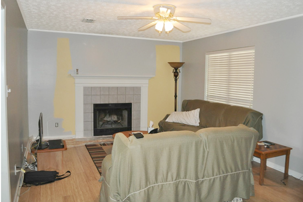 Living Room Gray Owl Paint 4 50 Darker