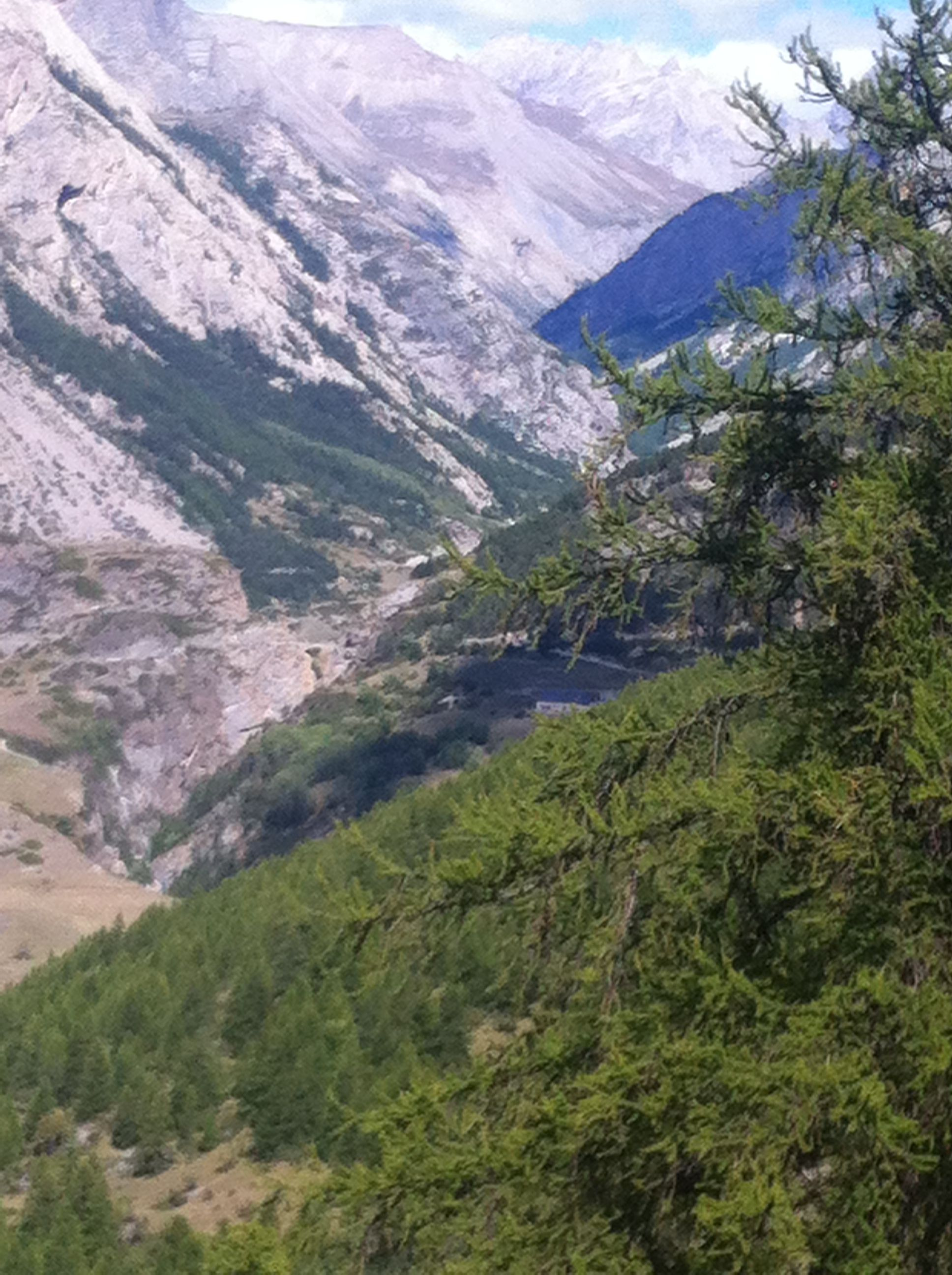 Vallee De L Ubaye Region De Barcelonnette Alpes De Hautes Provence 04 France Alpes De Haute Provence Haute Provence Alpes