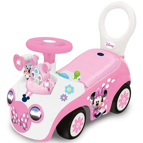 Minnie Mouse Activity Ride On Gears Kiddieland Toys