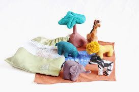Safari Animal Set