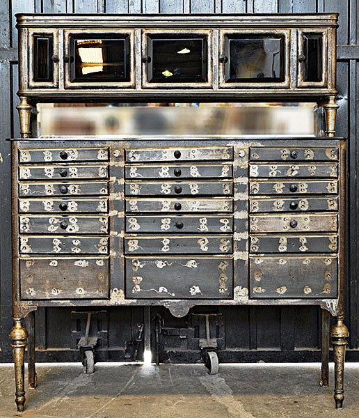 Pin by Alison Whalen on Interiors | Pinterest | Antique iron ...