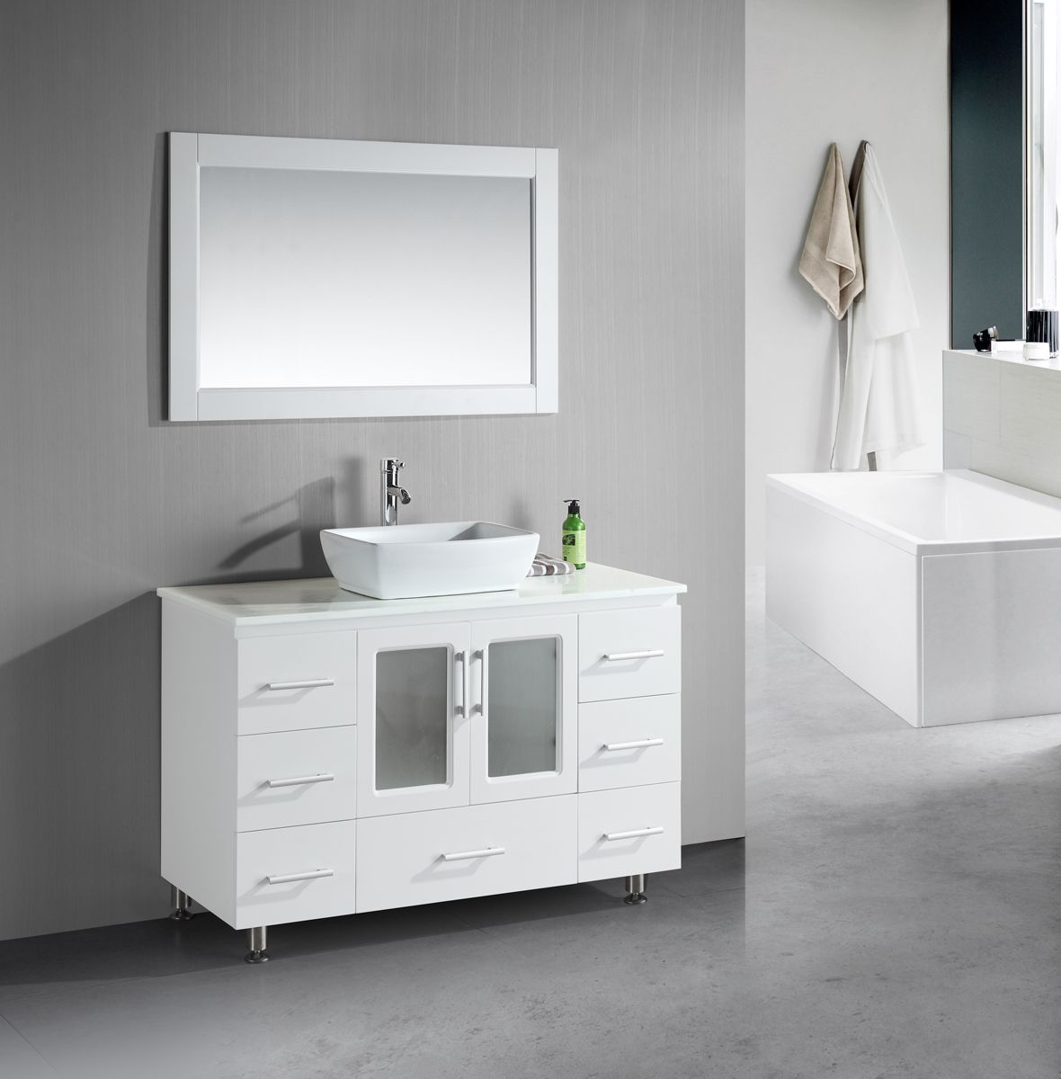 Charming Bathrooms With Showers And Tubs Tall Bath And Shower Enclosures Square Lamps For Bathroom Vanities Can I Use A Whirlpool Bath When Pregnant Old Grout Bathroom Shower Tile PurpleCeramic Tile Design For Bathroom Walls 1000  Images About White Bathroom Vanities On Pinterest ..