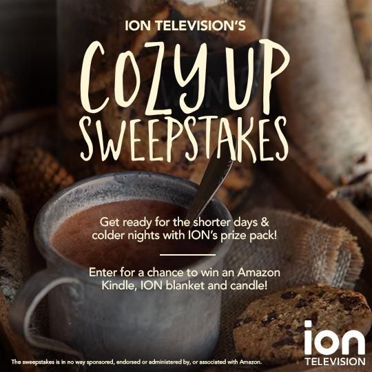 Ion television christmas contest and giveaways