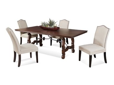 Merveilleux Shop For Bassett Mirror Company Watson Casual Dining Set, And Other Dining  Room Tables At Wright Furniture U0026 Flooring In Hannibal, MO.