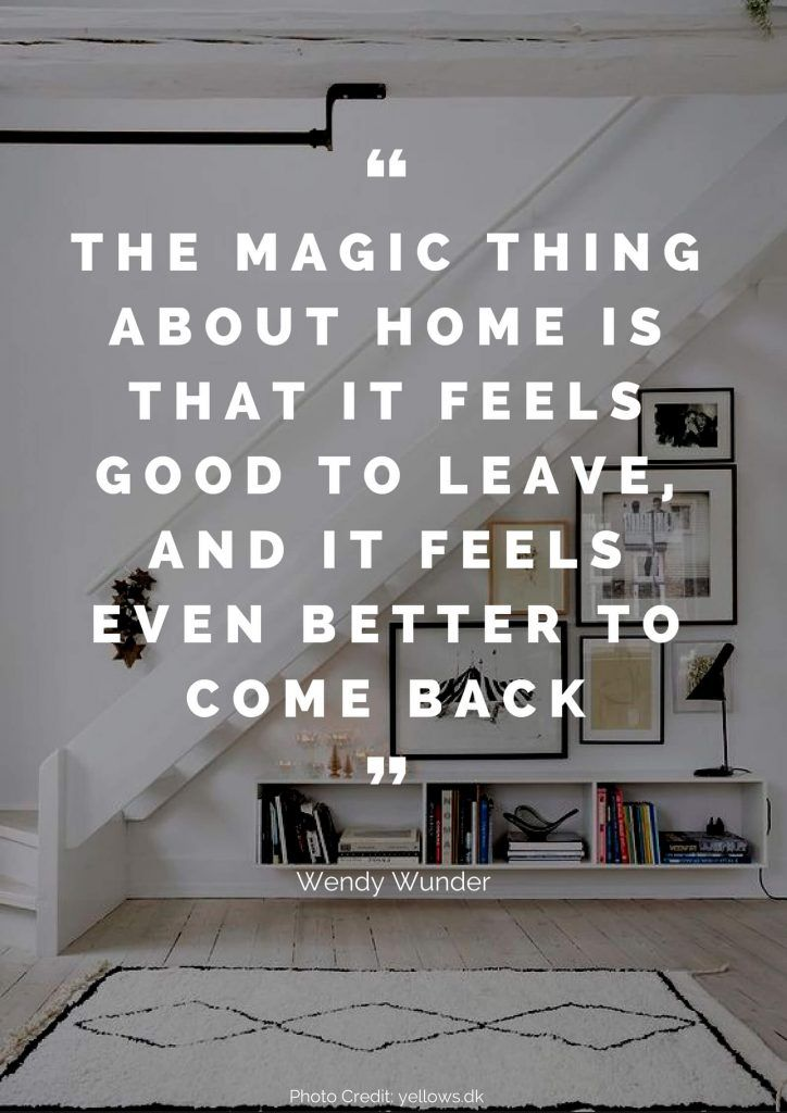 36 Beautiful Quotes About Home Life Pinterest Home Quotes And