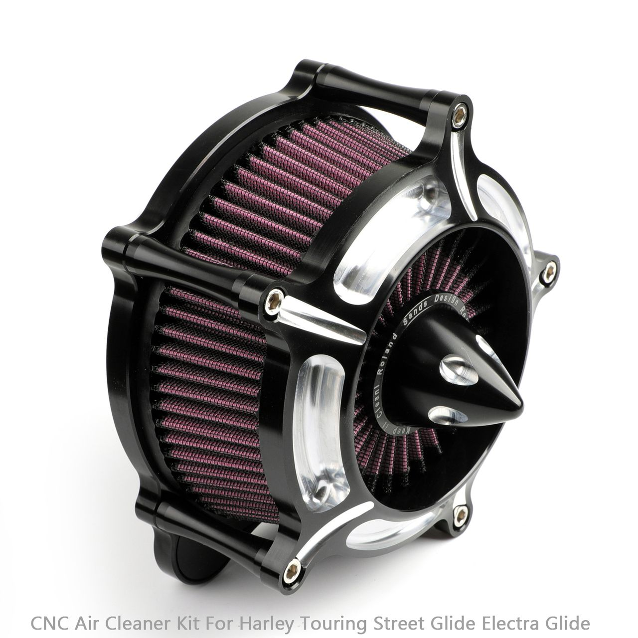 Mad Air Cleaner intake filter For Harley Touring