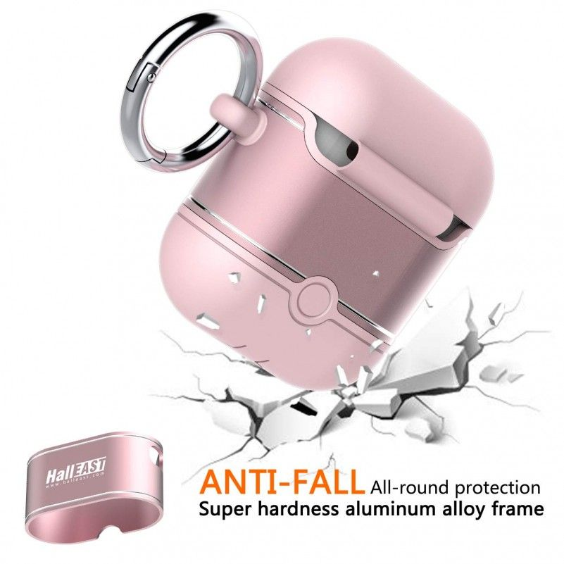 Best Buy Airpods Case Cover Full Protective Carrying Cover Skin For Apple Air Pods Pink Online From Halleast Free Shipping Halleast Com Air Pods Apple Phone Case Case Cover