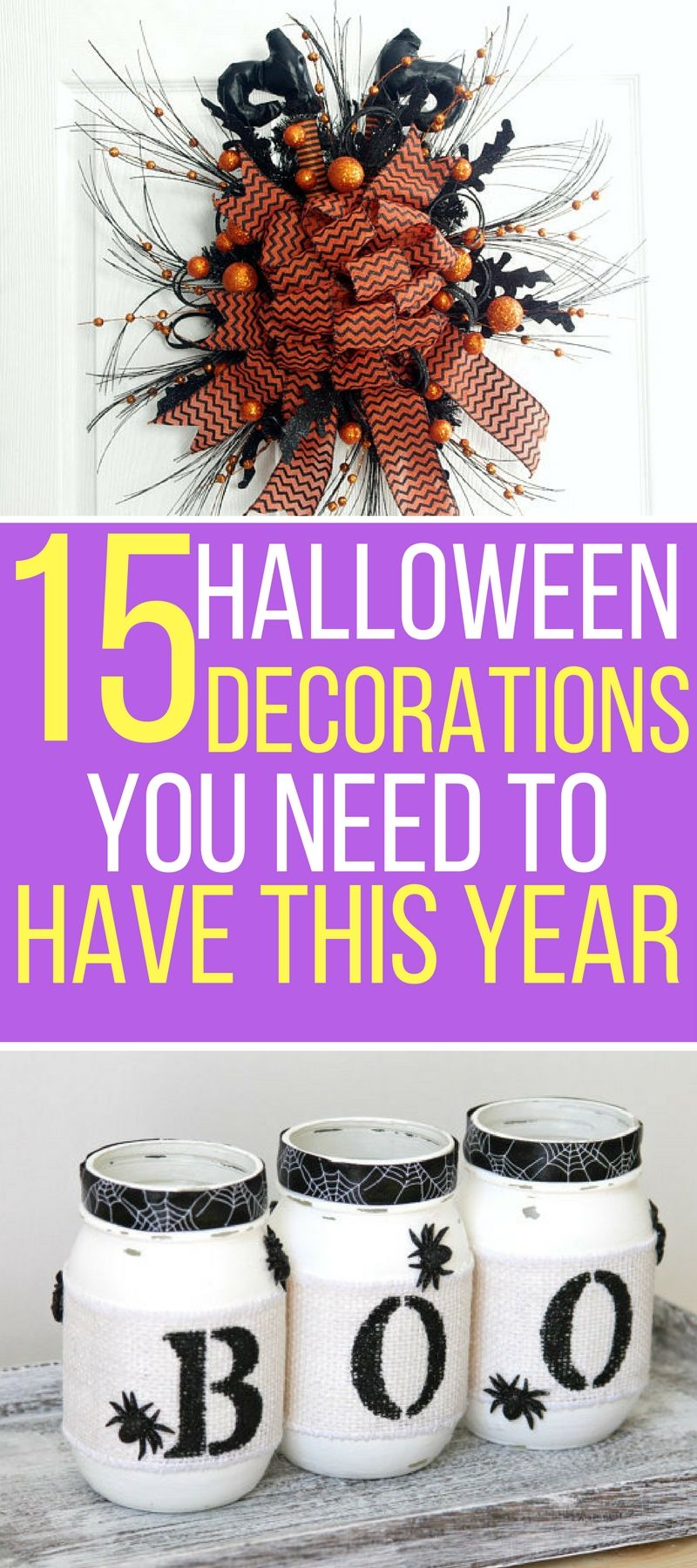13 amazing halloween decorations you must try out this year - Cheapest Halloween Decorations