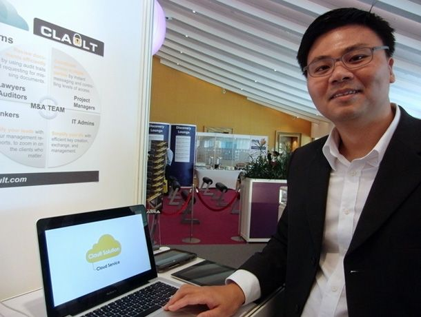 "Gatekeeper, from Singapore-based startup Clault, allows users to store and share confidential documents online in a way that is ""as easy to use as Dropbox but with enterprise-grade security"" and at lower cost, said Marcus Tan, its co-founder and director."