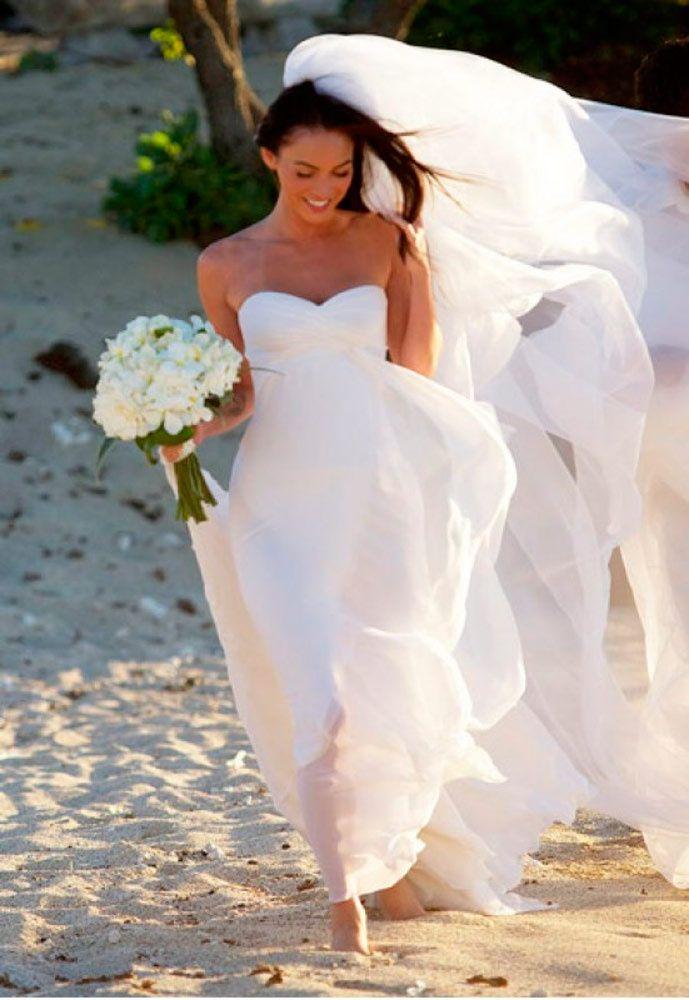 Famosos al altar! Inspírate en el wedding style que presumen las ...