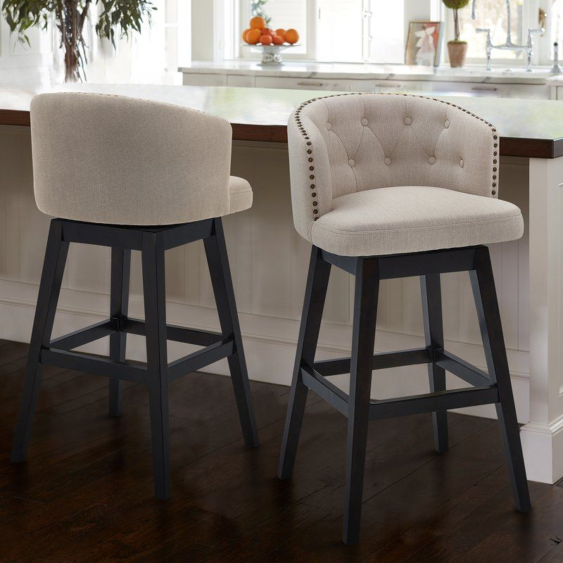 Micky Bar Counter Swivel Stool