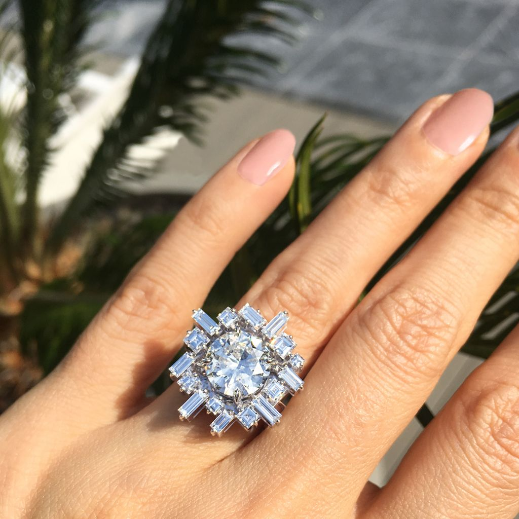 90a333abf002d Stella' designed as a modern classic diamond ring for those of you ...