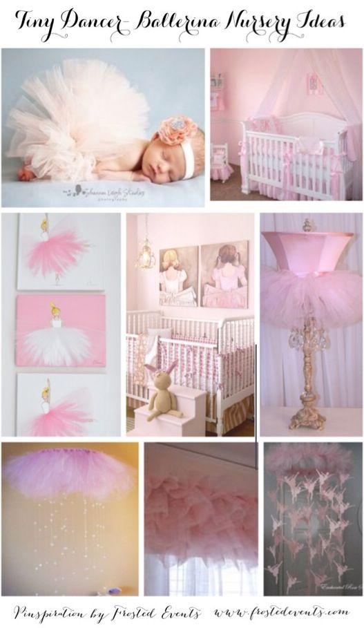 Gorgeous Ballerina Nursery Ideas And Inspiration Theme Crib Bedding Prints Baby