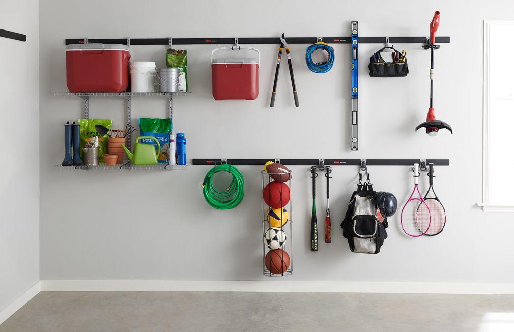 Garage Goals Garage Wall Organizer Wall Storage Systems Garage Storage Shelves