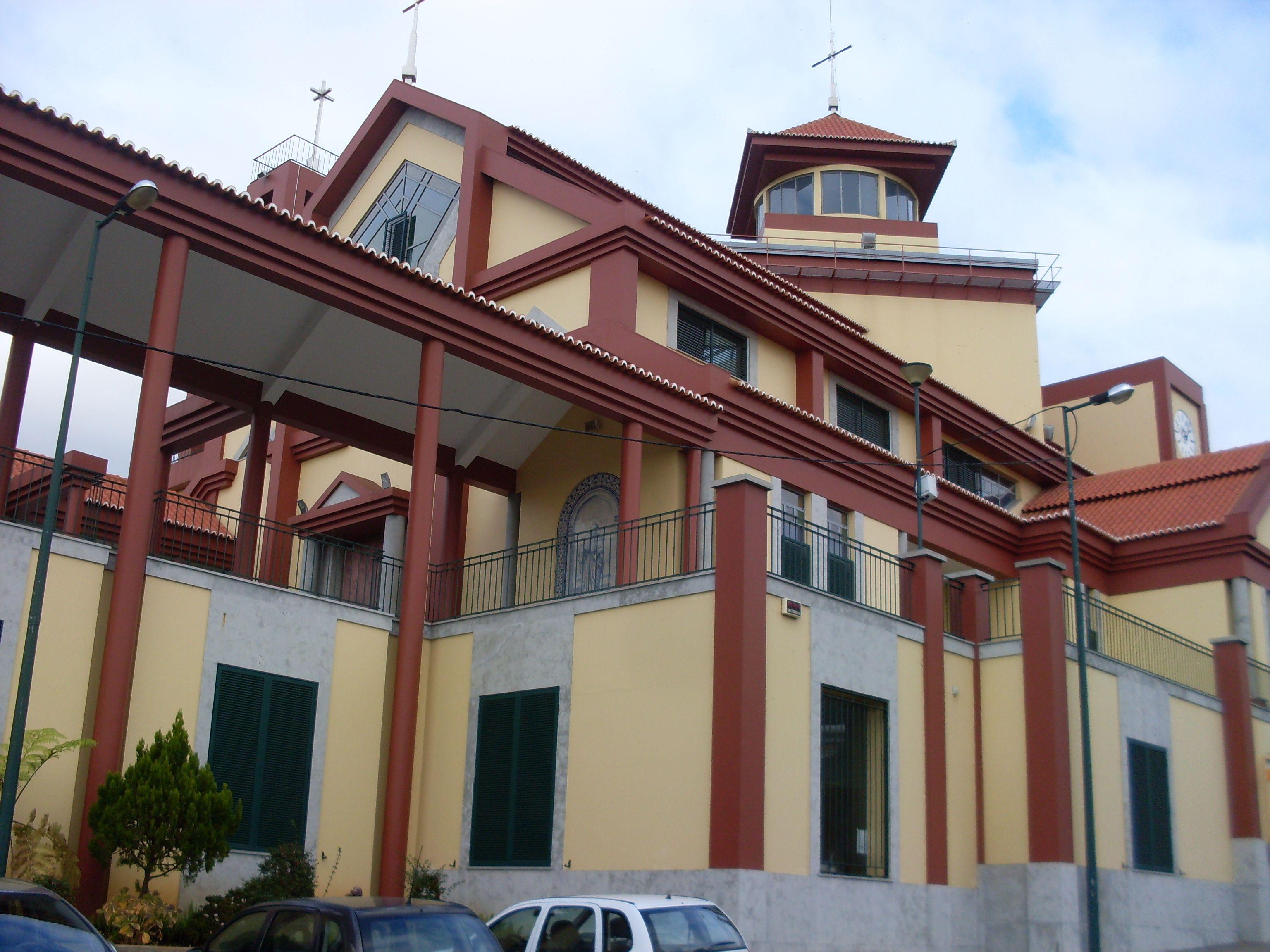 Igreja dos alamos funchal imagens) Igreja