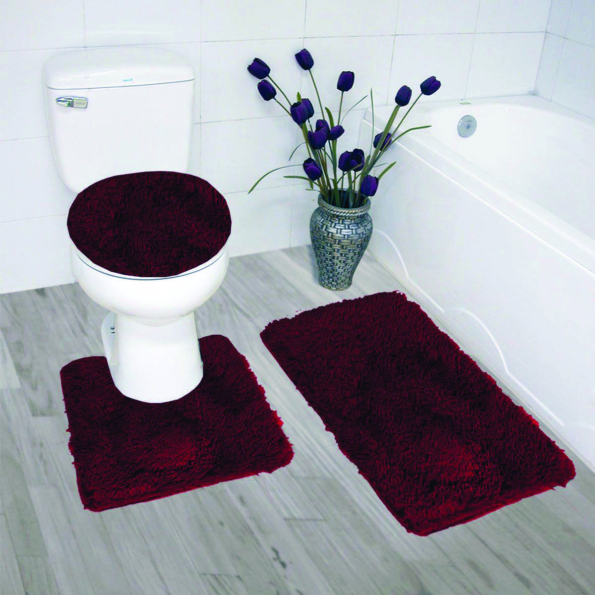 Sorts Of Washroom Rugs You Ought To Know Bathroom Rug Sets Bathroom Rugs Rugs