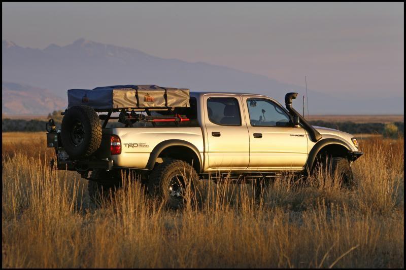 Tacoma Back Pages >> Box Rocket 2003 Trd Doublecab Overland Tacoma Toyota