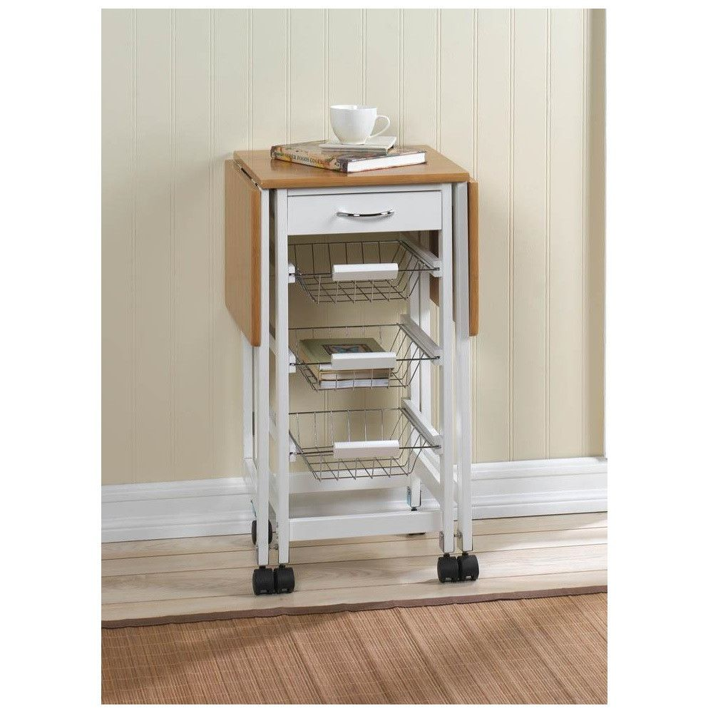 Rolling Kitchen Side Trolley Table Small Kitchen Cart Kitchen Trolley Kitchen Storage Trolley