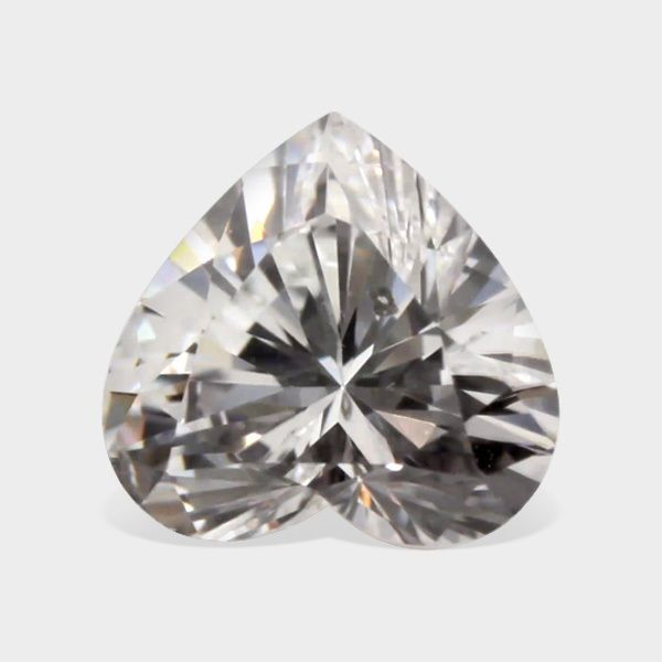 0.48 carat F White Color SI-2 Clarity Round Brilliant Real Solitaire Diamond @diamond Zul #diamonds #diamond #realsolitairediamond