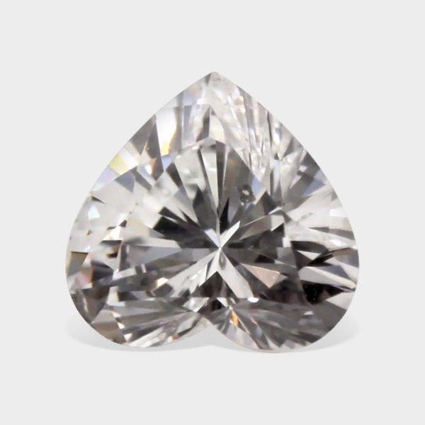 0.48 carat F White Color SI-2 Clarity Round Brilliant Real Solitaire Diamond @diamond Zul #diamonds #diamond #realsolitairediamond